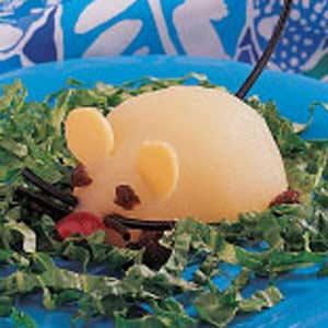 Mousy Pear Salad Recipe