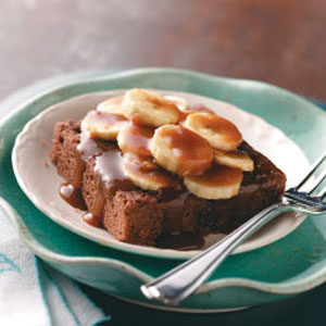 Butterscotch Banana Dessert Recipe