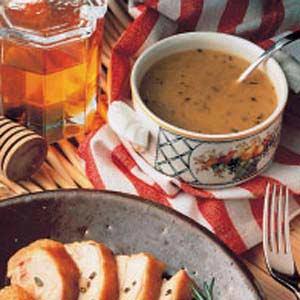 Herbed Honey Lime Sauce Recipe
