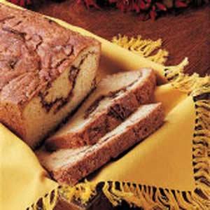 Cinnamon-Orange Swirl Bread Recipe