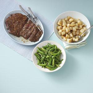 Grilled Asian Steak Recipe