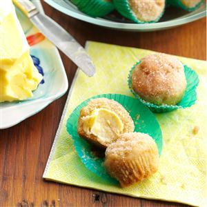 Double-Duty Applesauce Mini Muffins Recipe