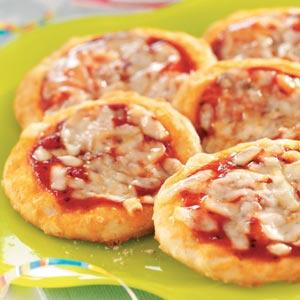 Kid-Size Pizza Recipe
