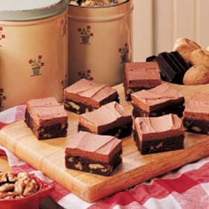 Very Chocolate Brownies Recipe