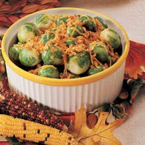 Microwave Brussels Sprouts Recipe