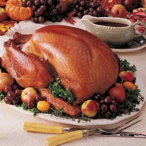 Special Roast Turkey Recipe