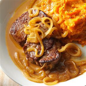 Dijon Beef Tenderloin Recipe