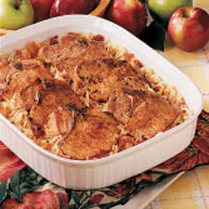 Sauerkraut and Pork Chops Recipe