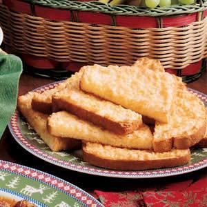 Coconut Toast Recipe