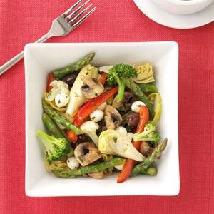 Fresh Antipasto Salad Recipe