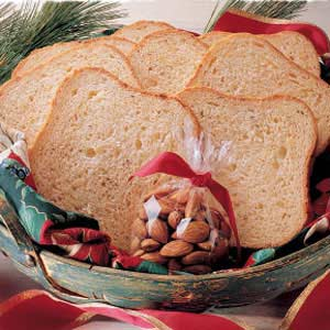 Anise Almond Loaf Recipe