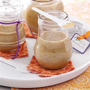 Dill Mustard Recipe