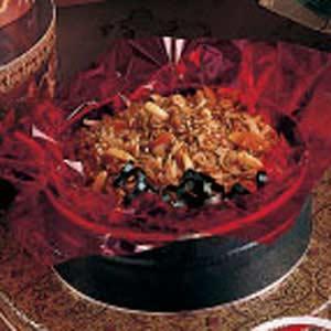 Golden Granola Recipe