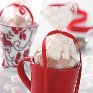Cinnamon Hot Chocolate Mix Recipe