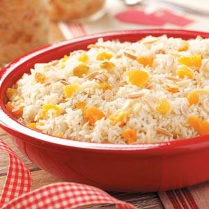 Fruity Rice Mix Recipe