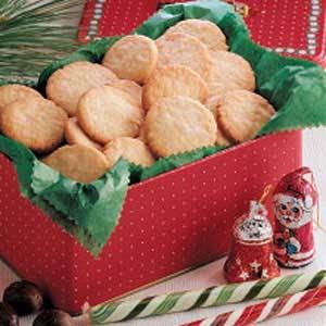Nutmeg Sugar Crisps Recipe