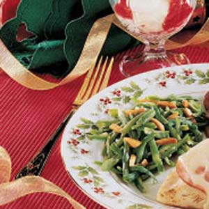 French-Style Green Beans Recipe