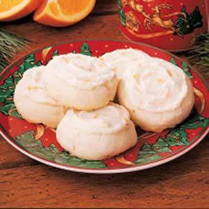 Orange Macadamia Nut Cookies Recipe