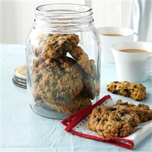 Chunky Breakfast Cookies Recipe