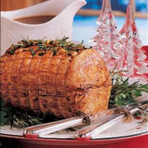 Rosemary Pork Roast Recipe