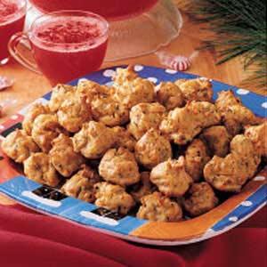 Chicken Nut Puffs