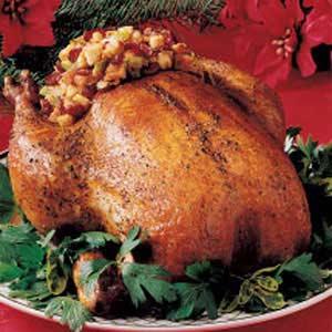 Cranberry-Stuffed Chicken Recipe