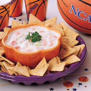 Slam Dunk Crab Dip Recipe