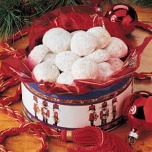Nutmeg Meltaways Recipe
