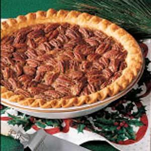 Maple Pecan Pie Recipe