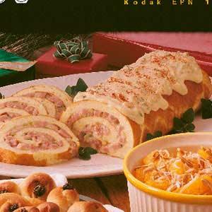 Swiss Omelet Roll-Up Recipe