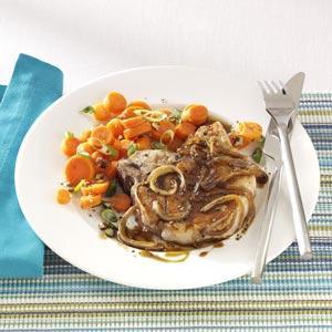 Classy Carrots Recipe