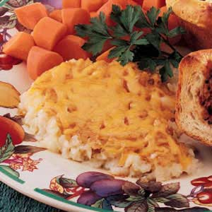 Baked Hash Browns Recipe