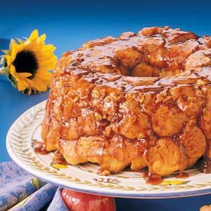 Honey Bubble Ring Recipe