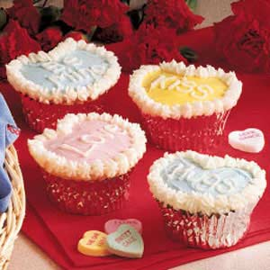 Conversation Cupcakes Recipe