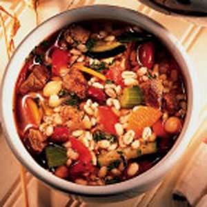 Barley Peasant Soup Recipe