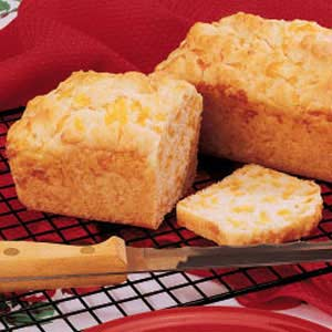 Mini Cheddar Loaves Recipe