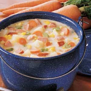 Sausage Potato Soup Recipe