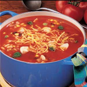 Chicken Tomato Soup Recipe
