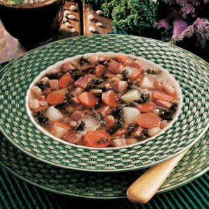 Provencal bean soup recipe taste of home provencal bean soup recipe forumfinder Choice Image