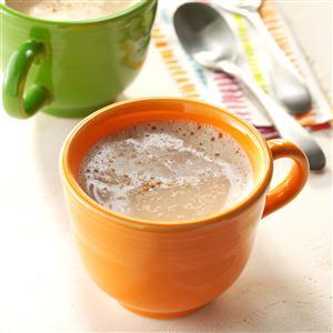 Warm Spiced Chai  Recipe