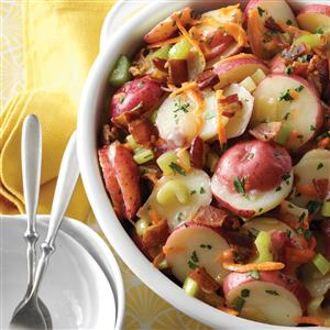 Deluxe German Potato Salad Recipe