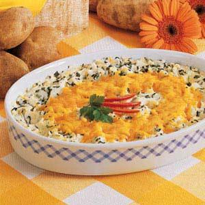 Church Supper Potatoes Recipe