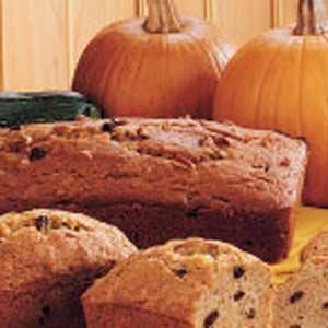 Spiced Pumpkin Bread Recipe