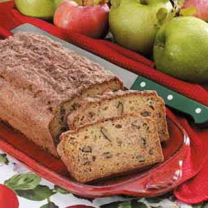 Apple Nut Bread Recipe