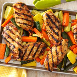 23 Chicken and Vegetable Recipes