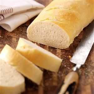 Crusty French Bread Recipe