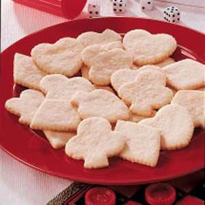 Card Trick Cookies Recipe