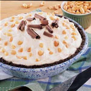 Peanut Chocolate Pie Recipe
