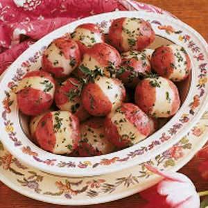 Norwegian Parsley Potatoes Recipe