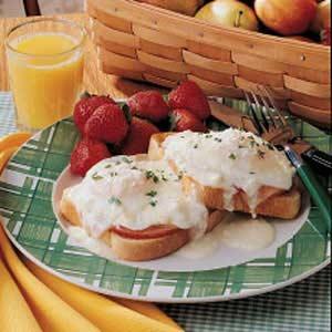 Sunday Brunch Eggs Recipe
